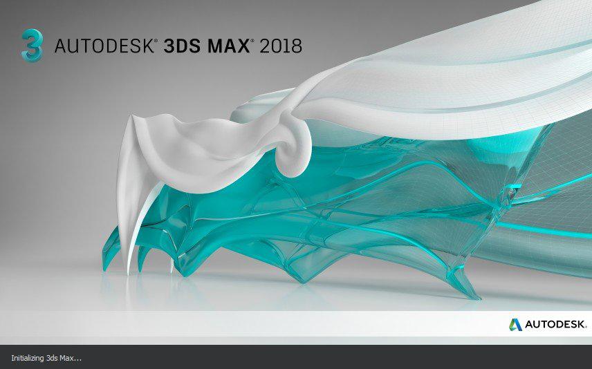 Autodesk 3ds max 2018 64位 中文/英文等多语言版下载 3D软件下载