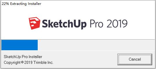草图大师2019【SketchUp2019破解版】su中文版下载与安装方法
